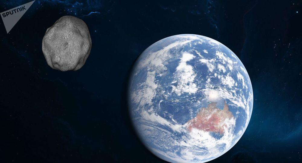 astéroïde Bennu (image d'illustration)