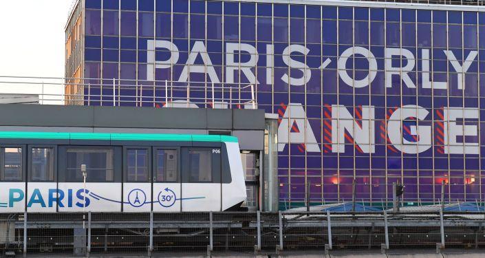 l'aéroport Paris-Orly