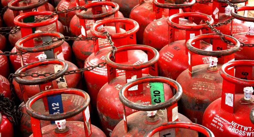Bouteilles de gaz (image d'illustration)