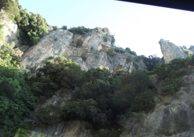 La région italienne de Campanie (archive photo)