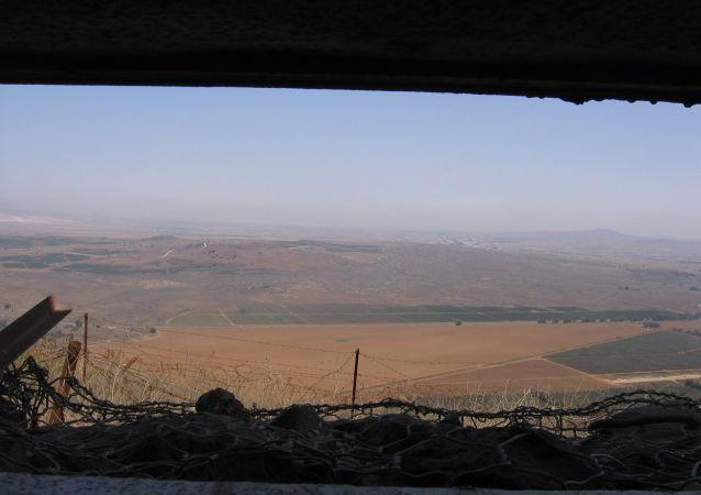 Plateau du Golan (archive photo)