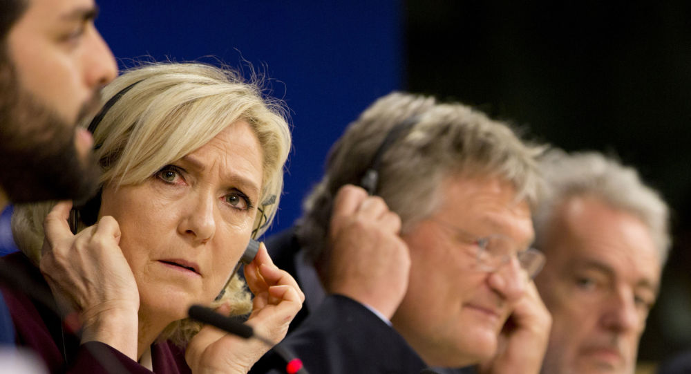 Marine Le Pen (photo d'archives)