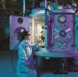 Un scientifique (image d'illustration)