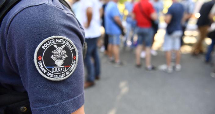 police à Biarritz