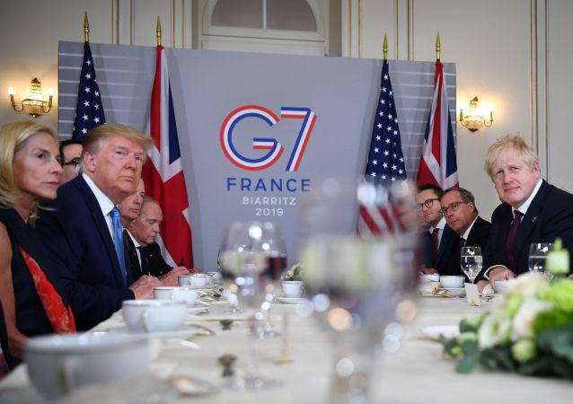 Sommet du G7 à Biarritz