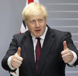 Boris Johnson, G7