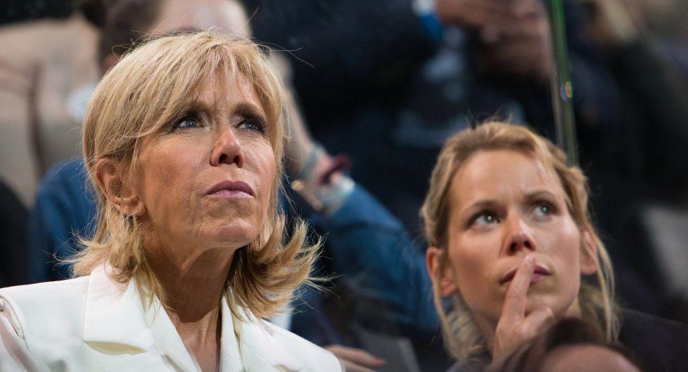 Tiphaine Auzière, fille de Brigitte Macron