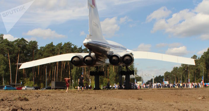 Tu-144 restauré