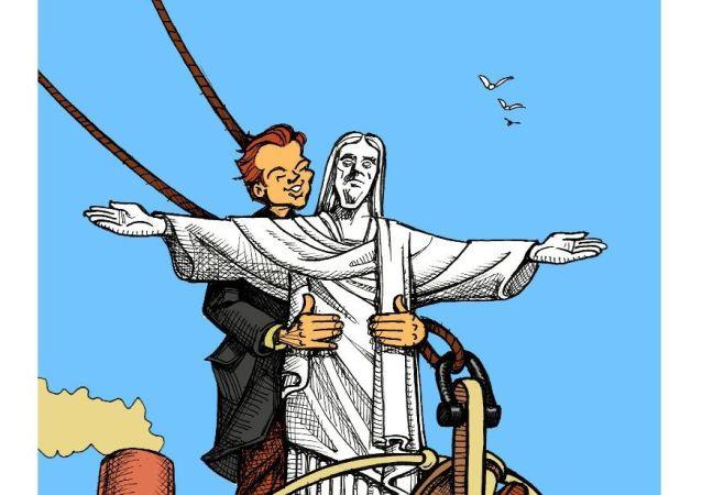 Leonardo DiCaprio au secours du Brésil