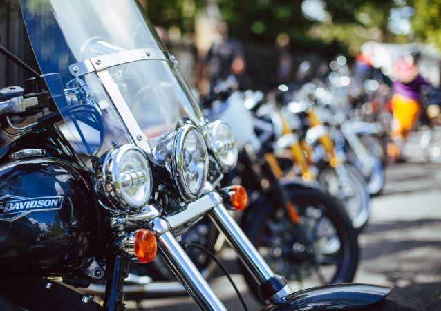 des motos (image d'illustration)