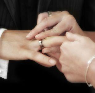 Mariage (image d'illustration)