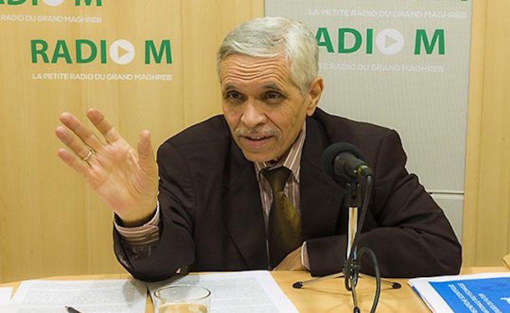 Professeur Chemes Eddine Chitour, expert en énergie