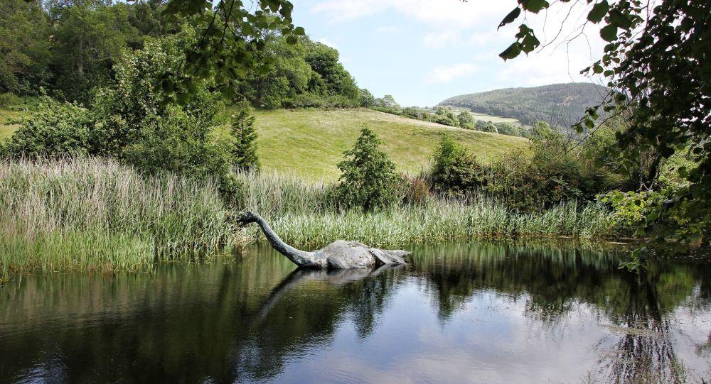 Une mystérieuse créature ressemblant au «monstre du Loch Ness» repérée en Chine - vidéo