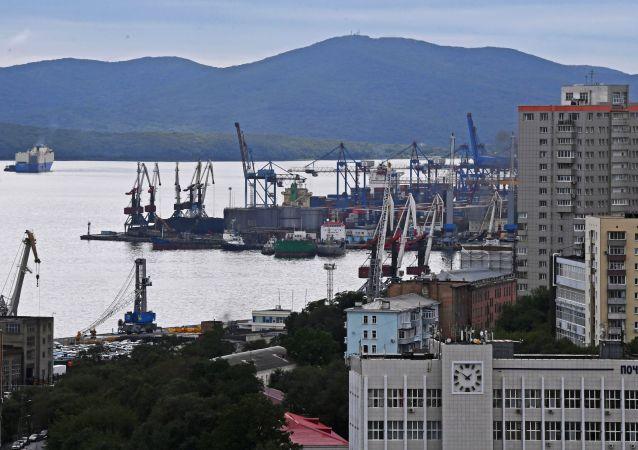 Port de Vladivostok