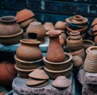 des poteries (image d'illustration)