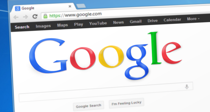 recherche google, photo d'illustration