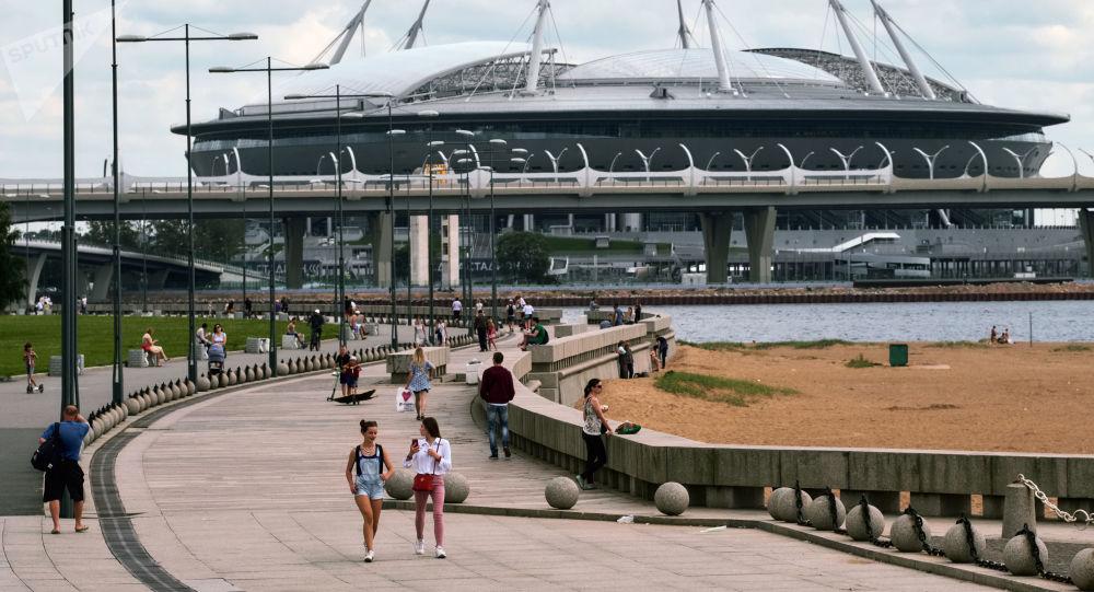 Stade Saint-Pétersbourg Arena