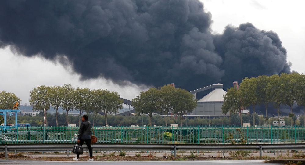«Il va falloir prouver que c'est une pollution liée à l'incendie», dit Lubrizol sur la pollution à la dioxine à Rouen