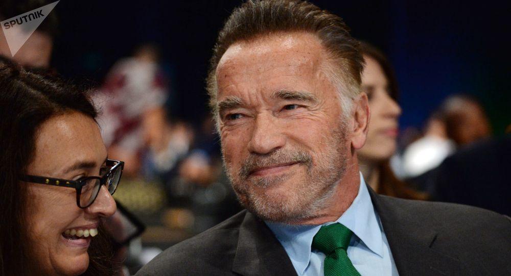 Pourquoi les internautes russes prennent-ils d'assaut l'Instagram d'Arnold Schwarzenegger?