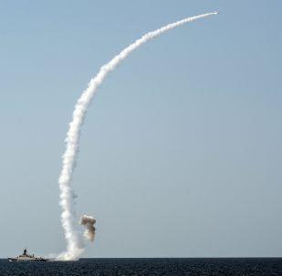 Tir d'un missile antinavire Kalibr-NK (archive photo)