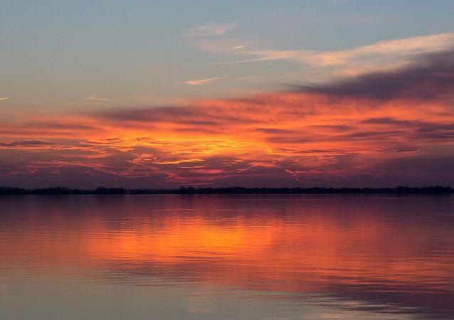 La baie de Сhesapeake aux USA