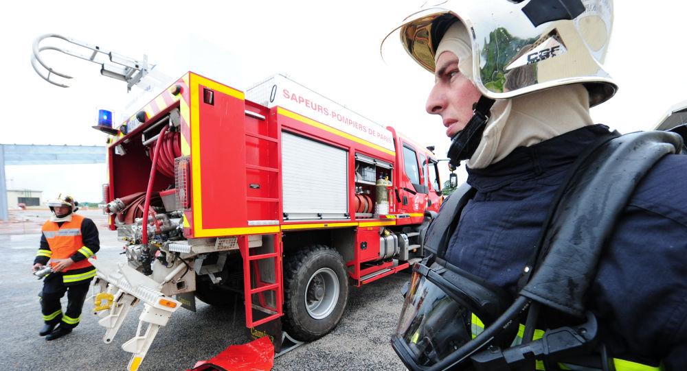pompiers français (image d'archive)
