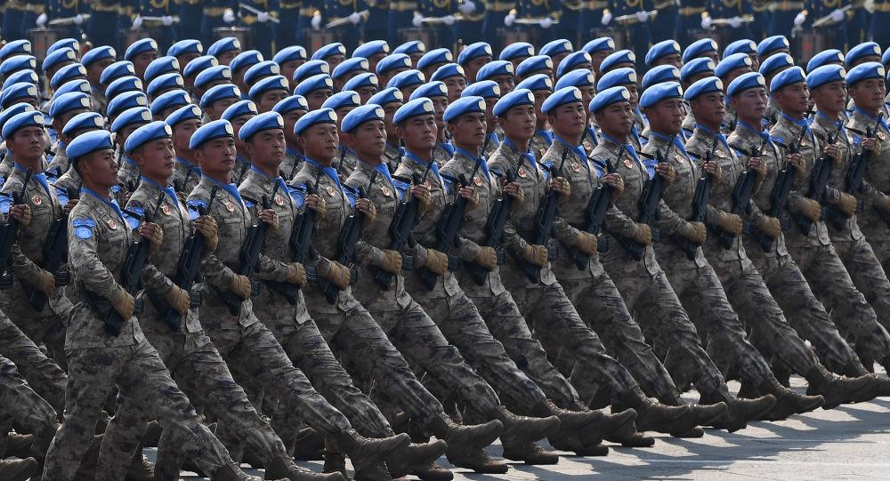 Pour son 70e anniversaire, la Chine populaire met en scène son nouveau missile balistique intercontinental - vidéo