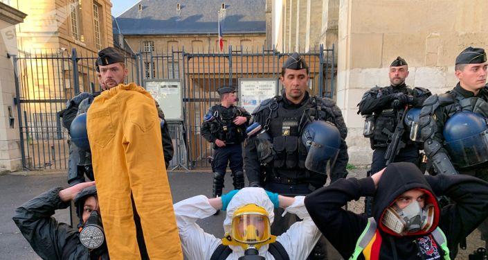 «La vérité sur l'incendie»: manifestation à Rouen le 1 octobre