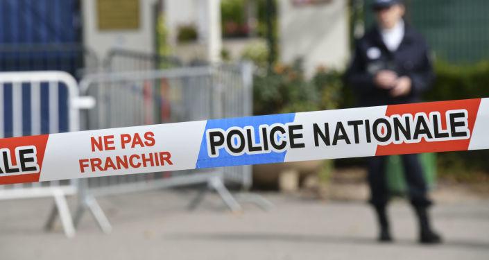 Police national, image d'illustration