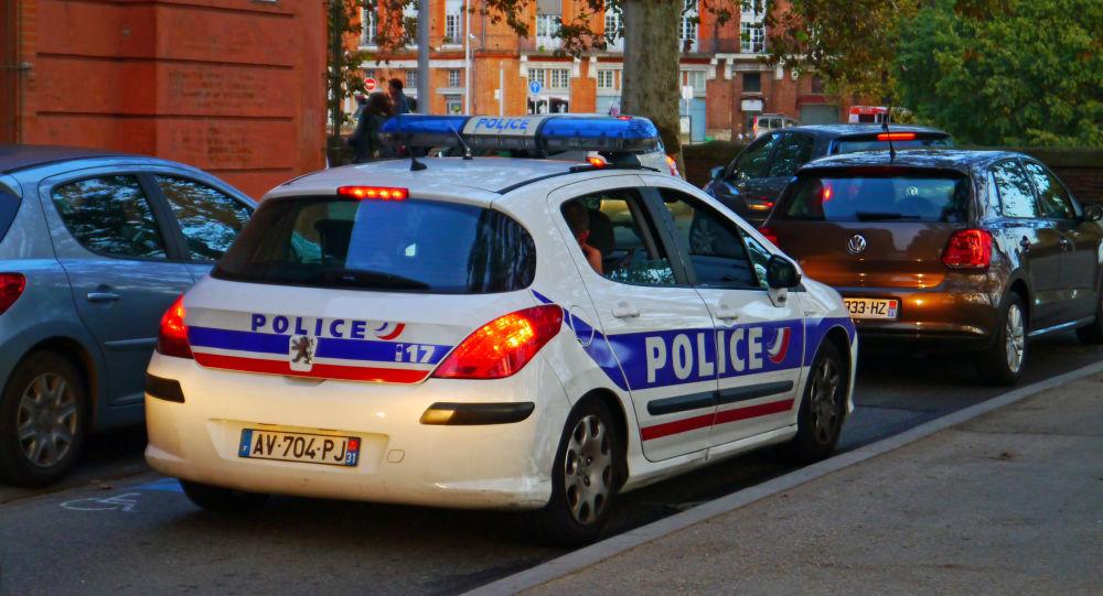 Une voiture de police (image d'illustration)