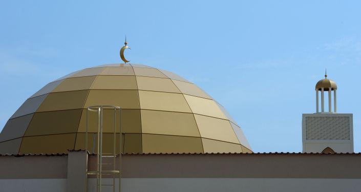 mosquée (image d'illustration)
