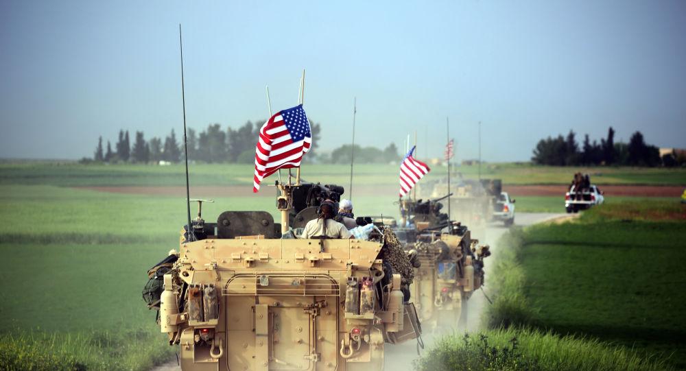 des forces US à la frontère turco-syrienne, image d'illustration