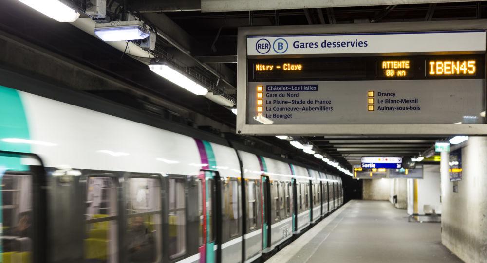 RER B, image d'illustration
