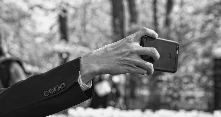 Selfie (image d'illustration)