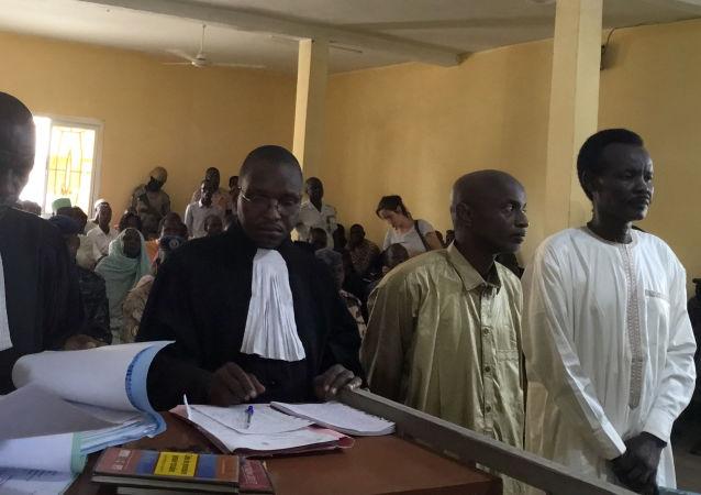 Procès des rebelles tchadiens du 6 juin 2019
