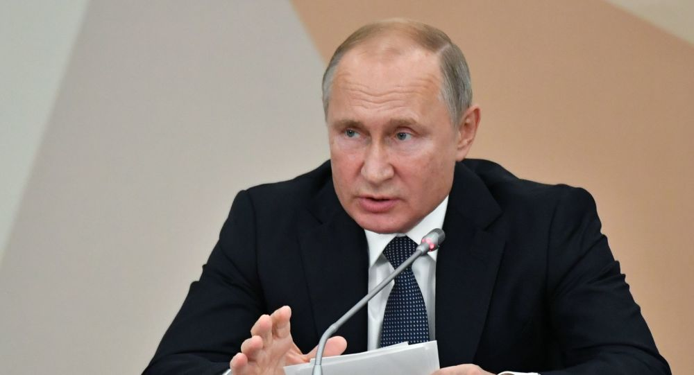 Poutine adresse un message aux participants du premier Forum Russie-Afrique