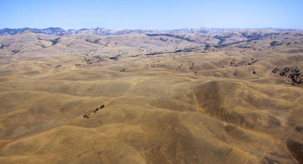 La région de Tres Pinos, en Californie