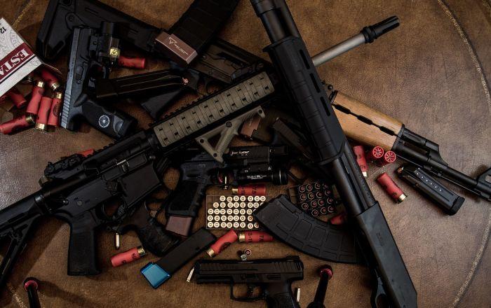 Armes à feu