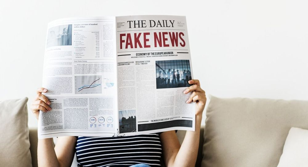 Fake news (image d'illustration)