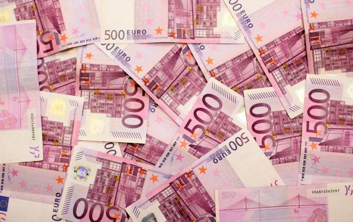 des billets de 500 euros