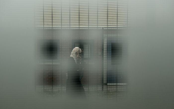 Une femme voilée (image d'illustration)