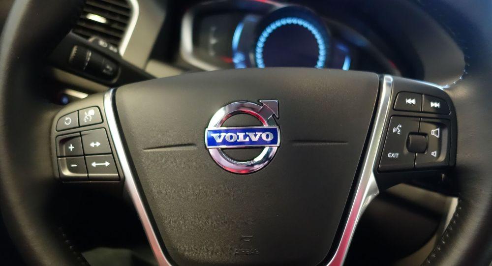 Volvo (image d'illustration)