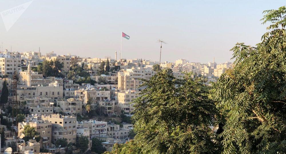 Amman, capitale jordanienne