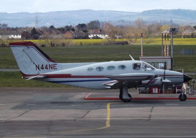 Cessna 414 (image d'illustration)