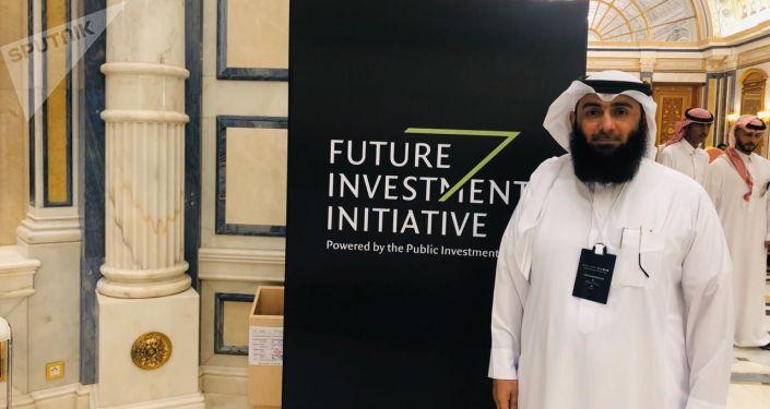 Bader Mohammed Al Rajhi, membre du conseil d'administration de la banque Al Rajhi