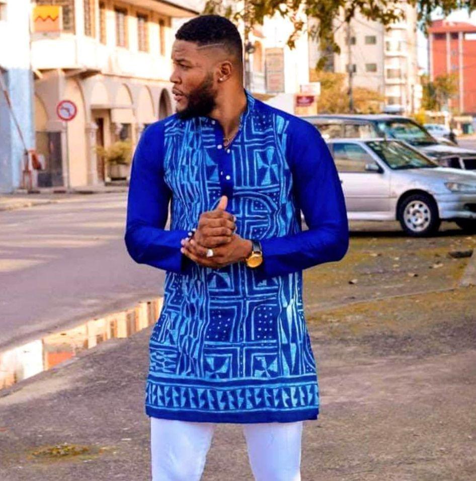 Un modèle signé Soh Cameroun