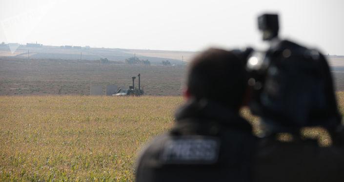 Des patrouilles en Syrie (photo d'archives)