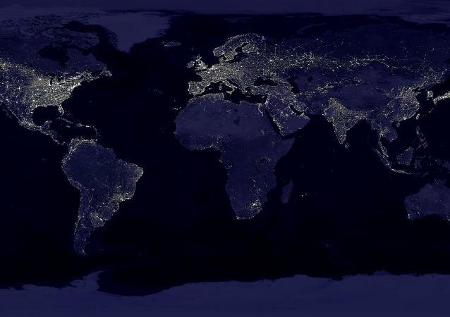 La Terre vue depuis l'espace (archive photo)