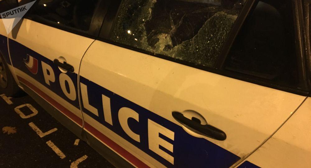 Des violences urbaines enregistrées dans la ville — Chanteloup-les-Vignes