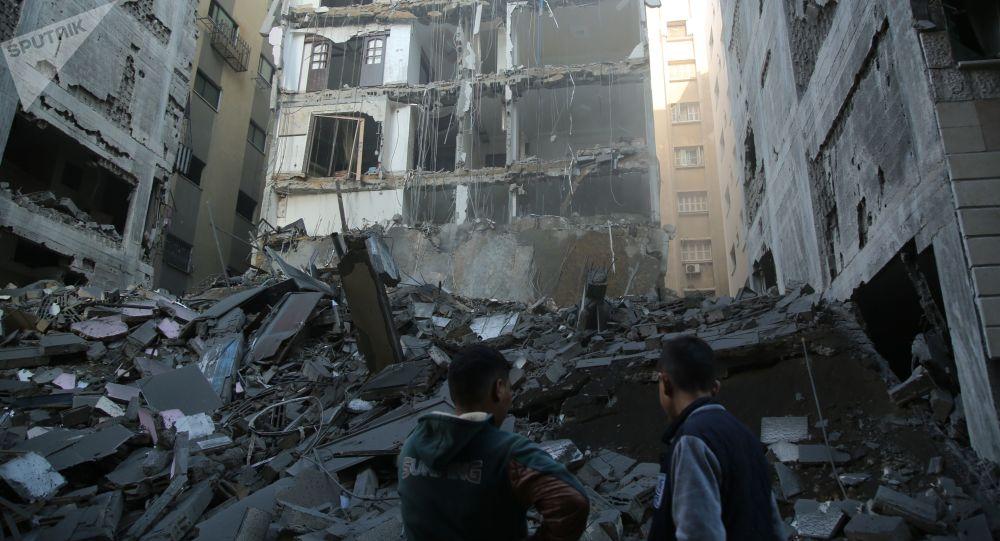 Bande de Gaza, archives